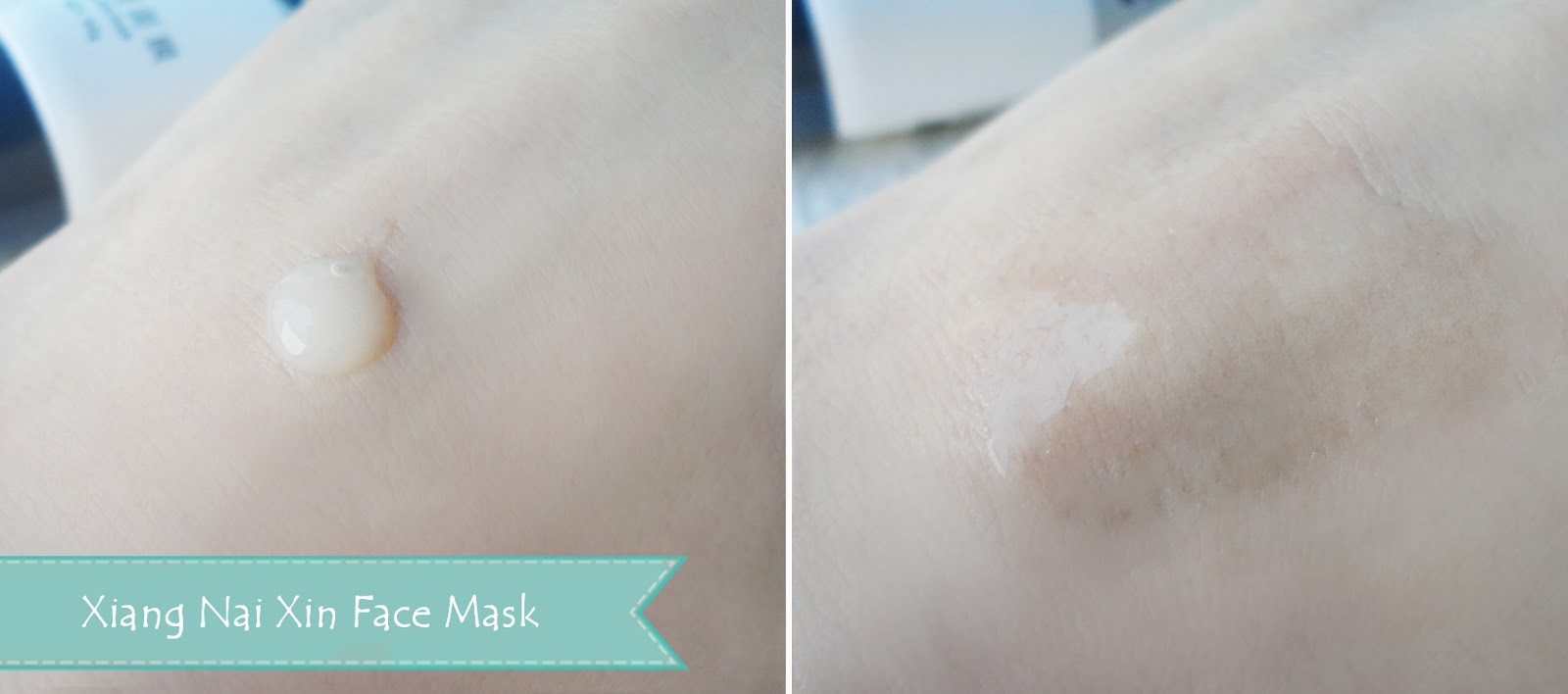 Xiang Nai Xin Suction Peel Off Mask Freckle Rejuvenation asian beauty mask products review pictures