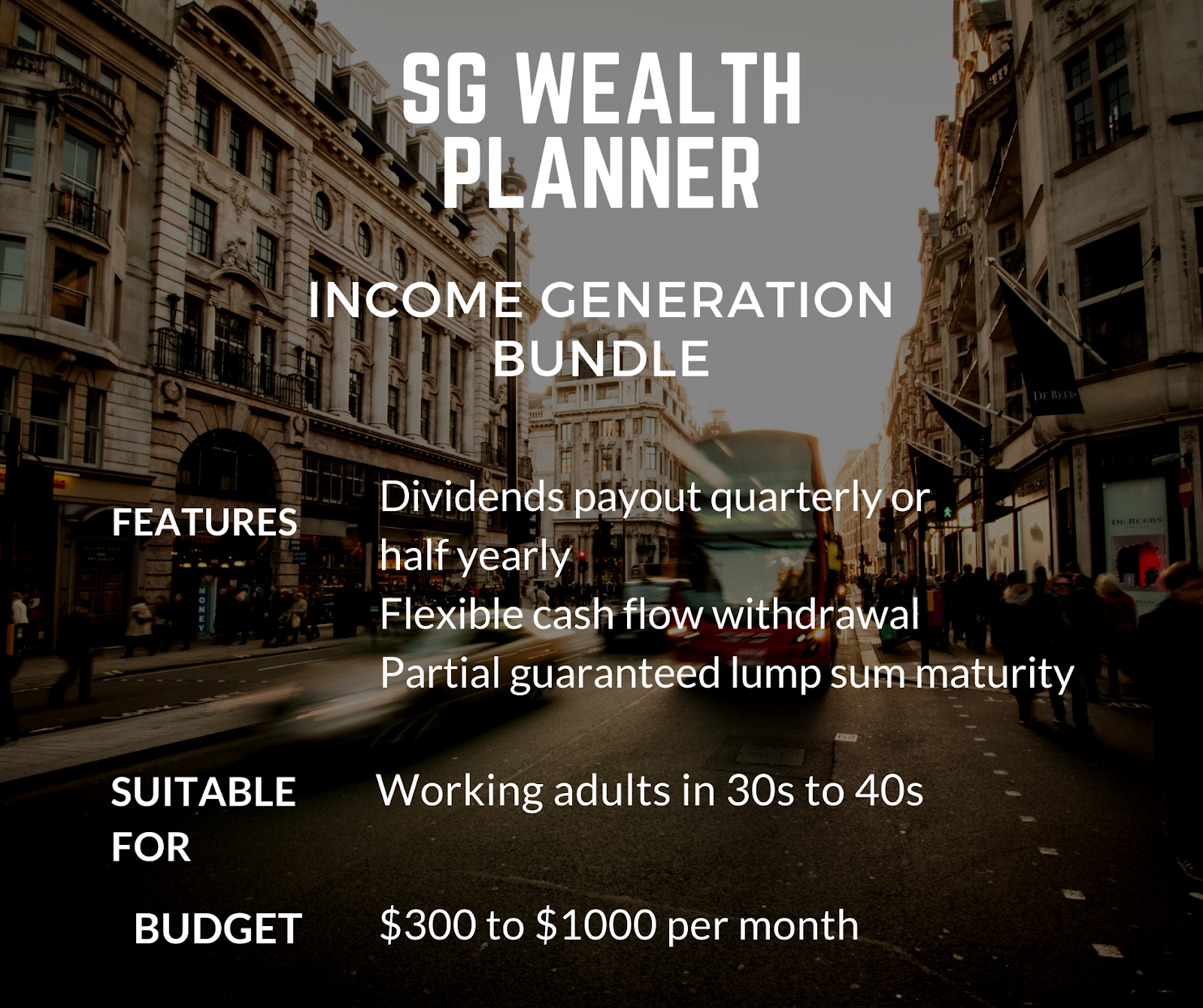 Income Generation Bundle