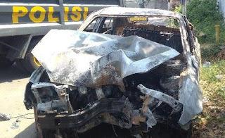 Tim SRT Polres Cirebon Kota  Tembak Mobil DPO Curas 2015