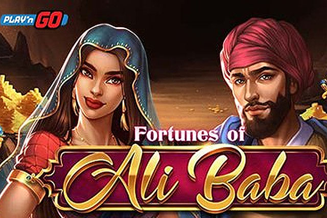 Ulasan Slot Fortunes of Ali Baba Slot Online (Play n Go)