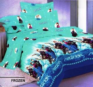 model tempat tidur frozen 1