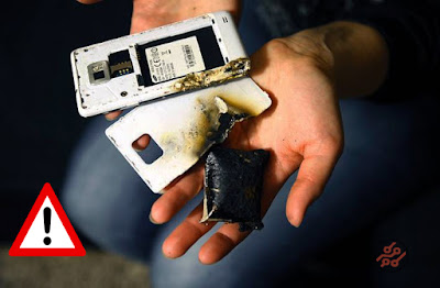 Why Smart Phone Batteries Explode