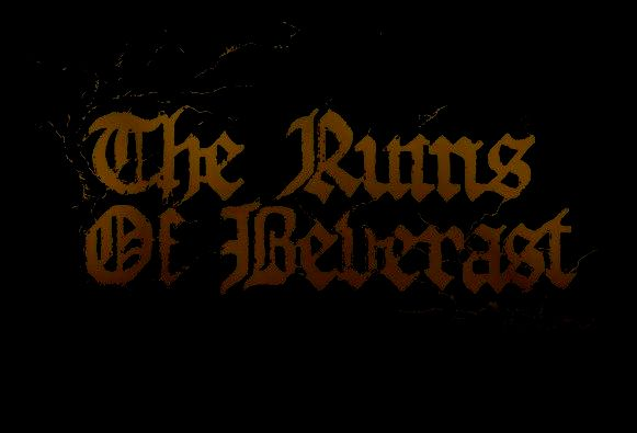 The Ruins of Beverast_logo
