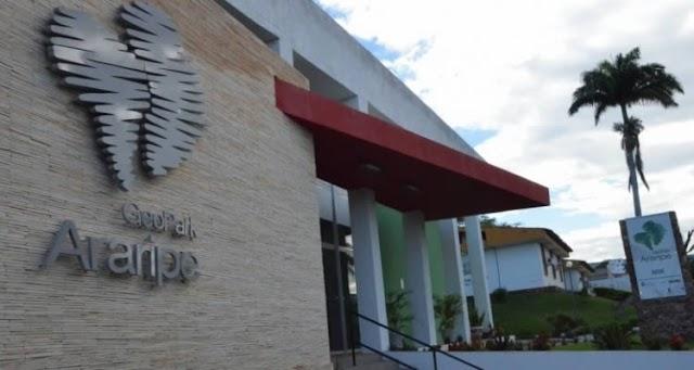 Geopark Araripe será contemplado com certificação Selo Verde, na Riviera Inglesa