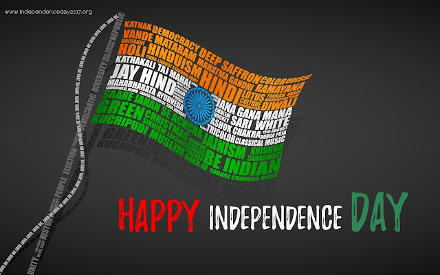 2017 Independence day images for WhatsApp