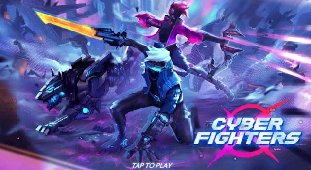 Game Seru Cyber Fighters Shadow Legends di PC
