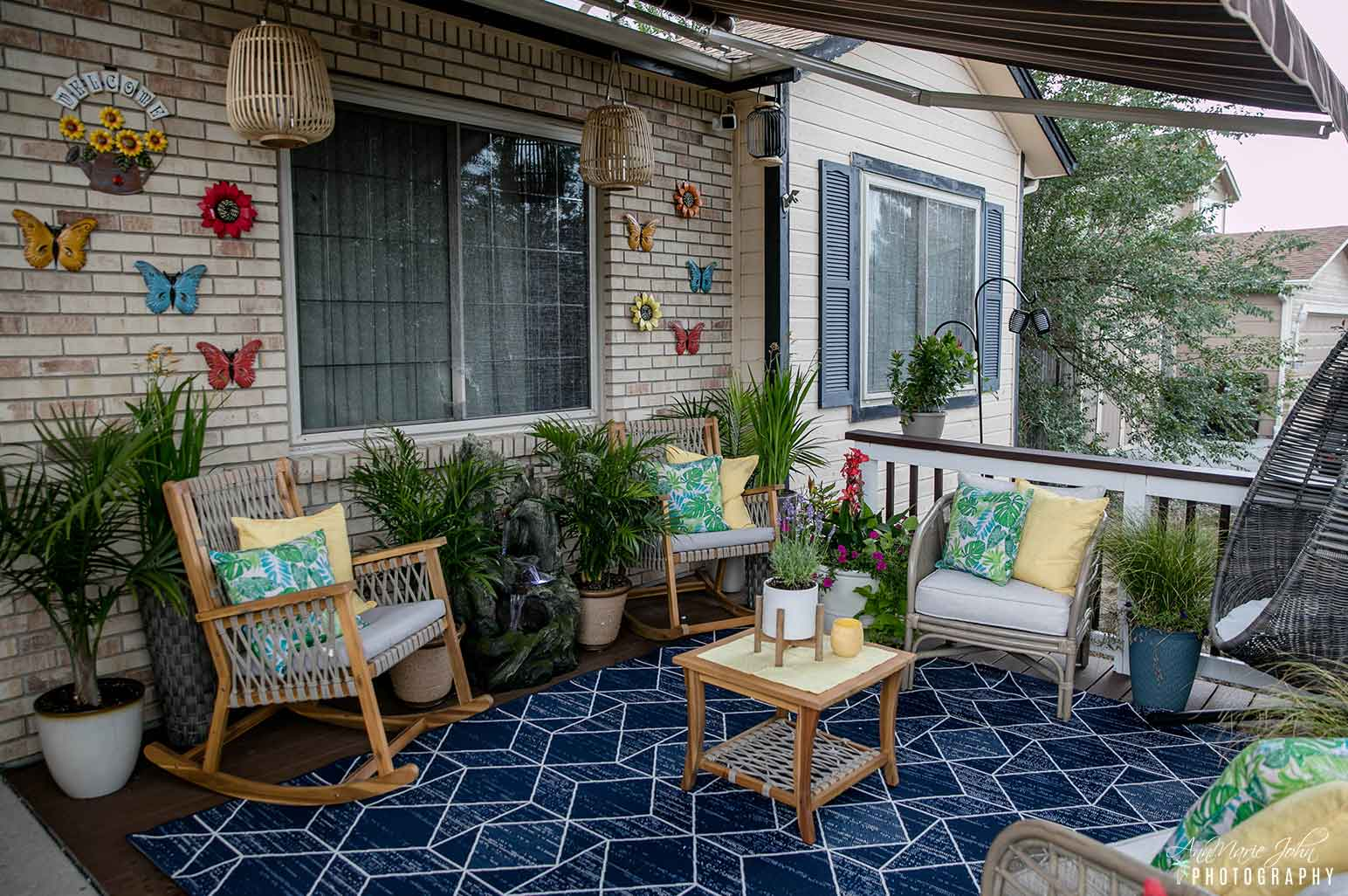 How to Transform Your Patio Into An Outdoor Oasis