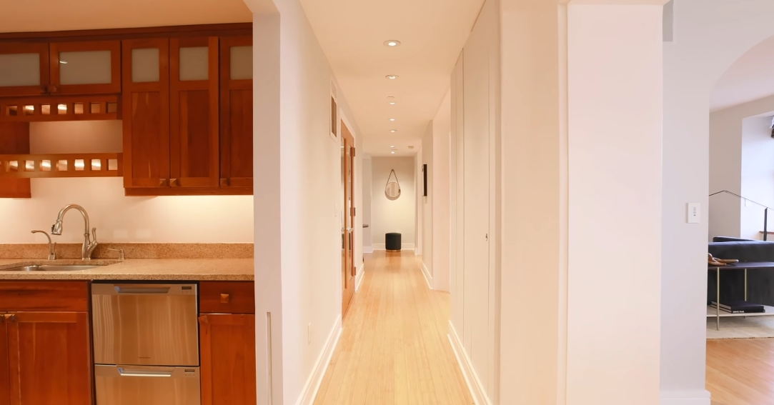 28 Interior Design Photos vs. Tour 2 Constitution Ct #1201, Hoboken, NJ Condo