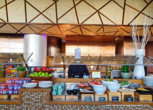 Breakfast Buffet in Liwan
