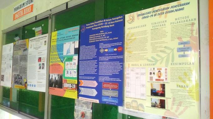 Pemenang Poster Penelitian dan PKM 2020