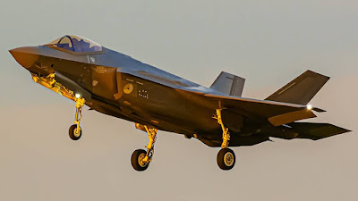 Dutch F35 Volkel Frisian Lightning