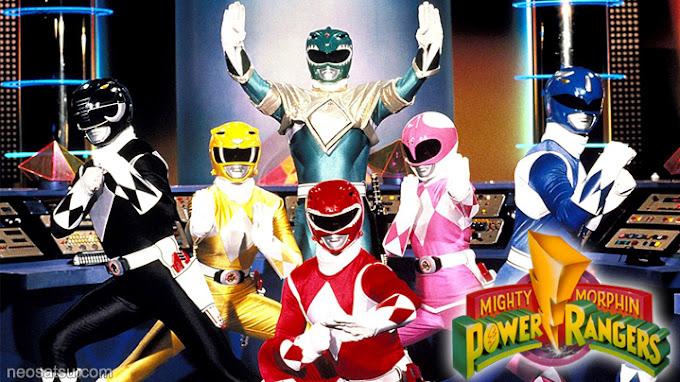 Power Rangers Mighty Morphin Season 1 Batch Subtitle Indonesia