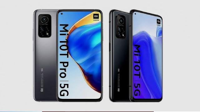 تسريب سعر هاتف مي 10 تي برو Xiaomi Mi 10T Pro