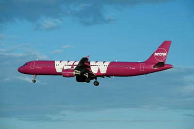 wow air reservation number