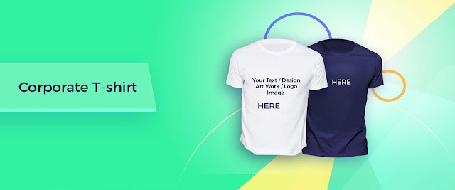 Corporate T Shirt Design – Make Employees Easy to Recognize