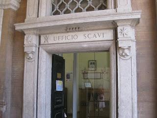Ufficio Scavi, Vatican City