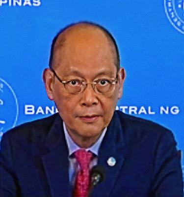 Bangko Sentral ng Pilipinas Governor Benjamin Diokno