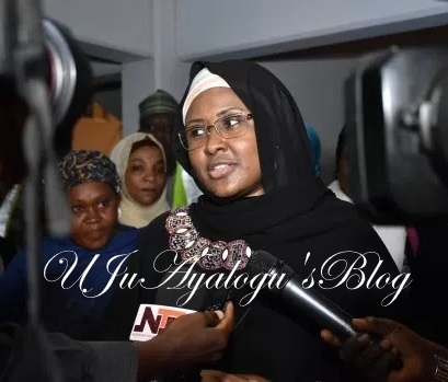 Aisha Buhari Flew Abroad For Medical Check Up, Not Insecurity — Aide