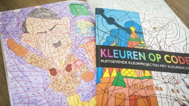Hitler colouring book removed by Dutch shop after outrage