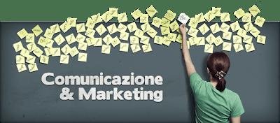 La comunicazione e il marketing di un prodotto e /o servizio