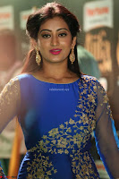 Tejaswini in Blue Gown at IIFA Utsavam Awards 2017  Day 2  HD Exclusive Pics 10.JPG
