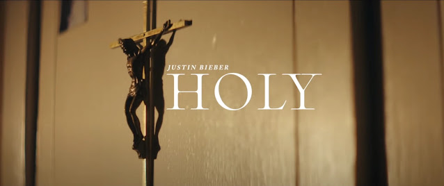 Justin Bieber holy song lyrics