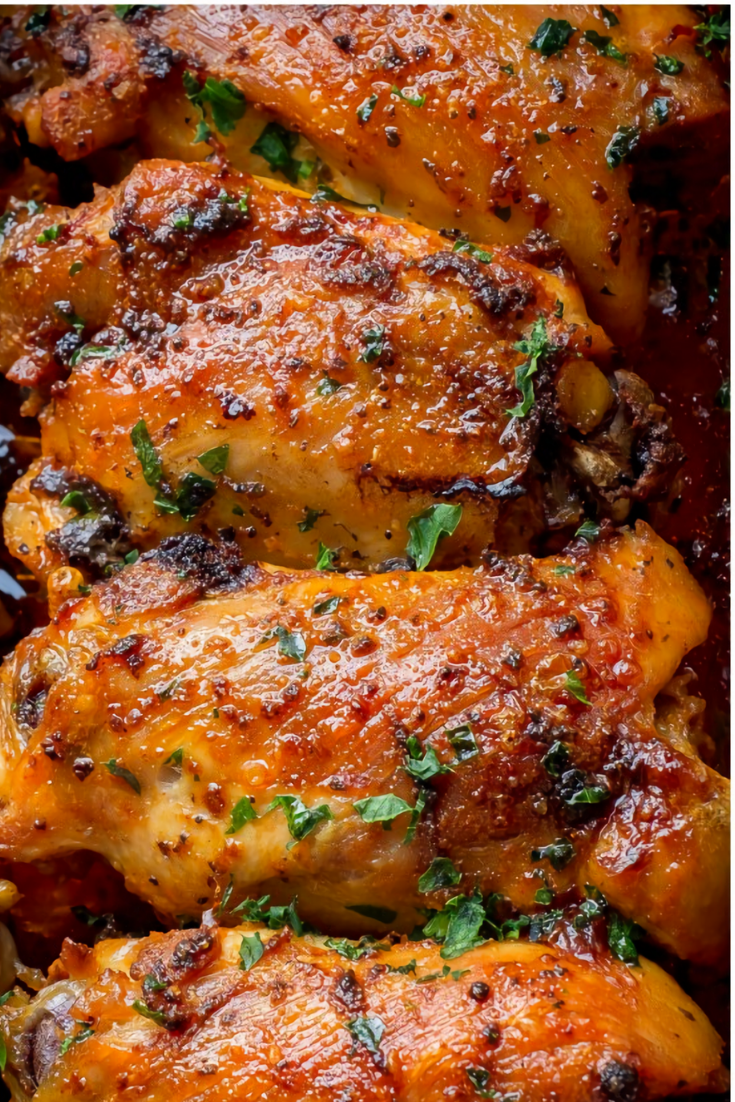 Paprika Baked Chicken Thighs Recipes