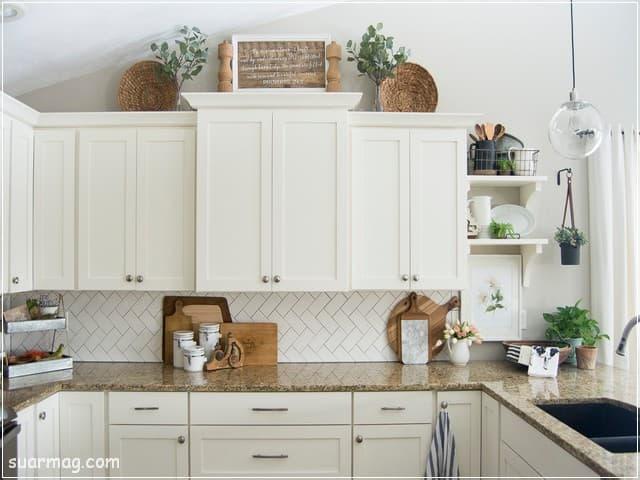 ديكورات مطابخ صغيرة 16   Small kitchen Decors 16