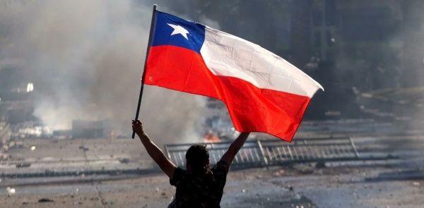 Reinician protestas en Chile a 4 meses del estallido social