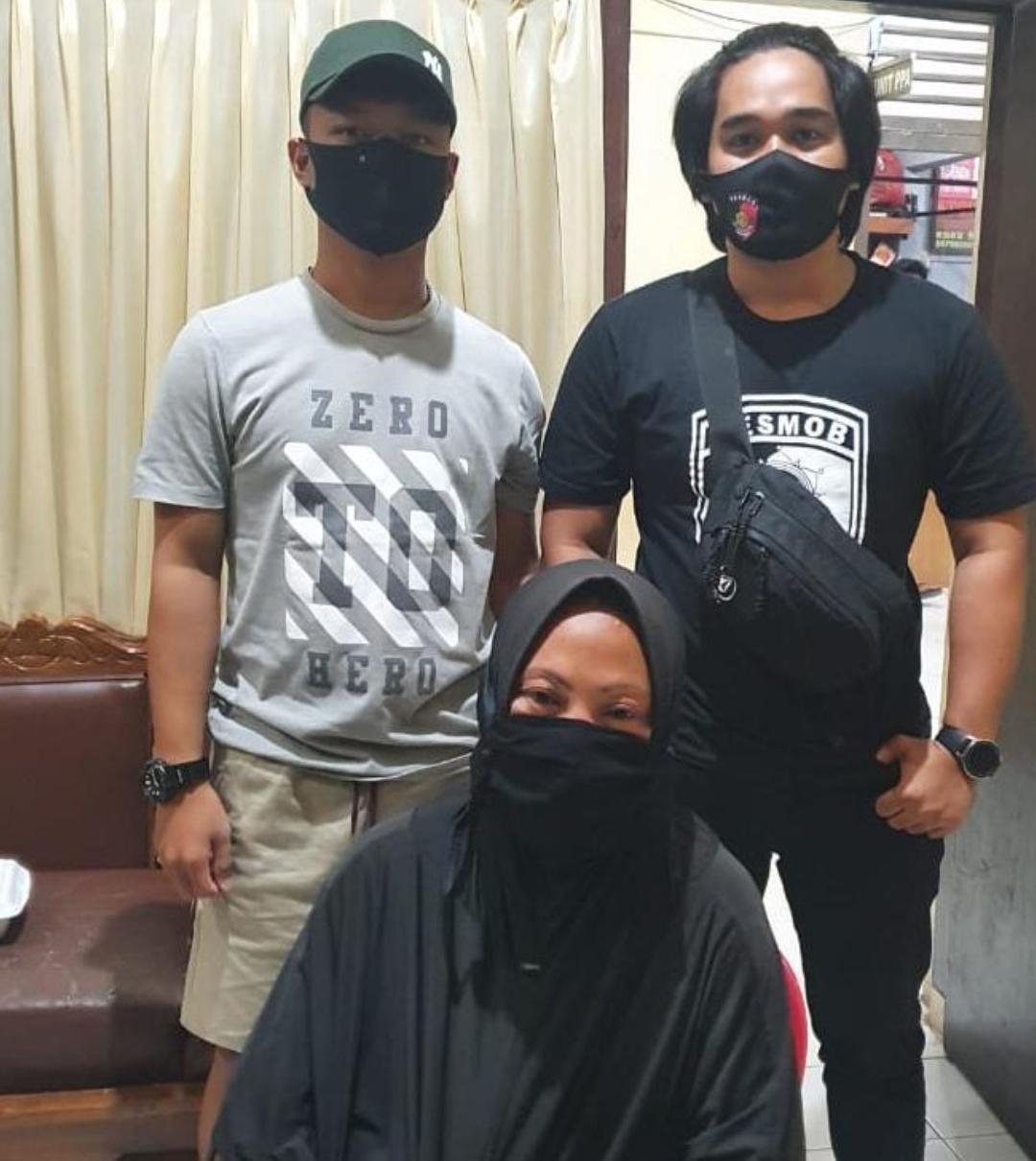 Seorang IRT di Sidrap di Ringkus Polisi karena Diduga Melakukan Penipuan