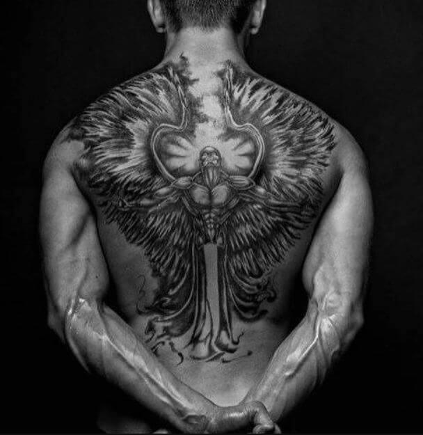 dark Angel Tattoos