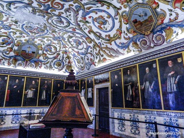 Paço das Escolas da Universidade de Coimbra, Sala do Exame Privado