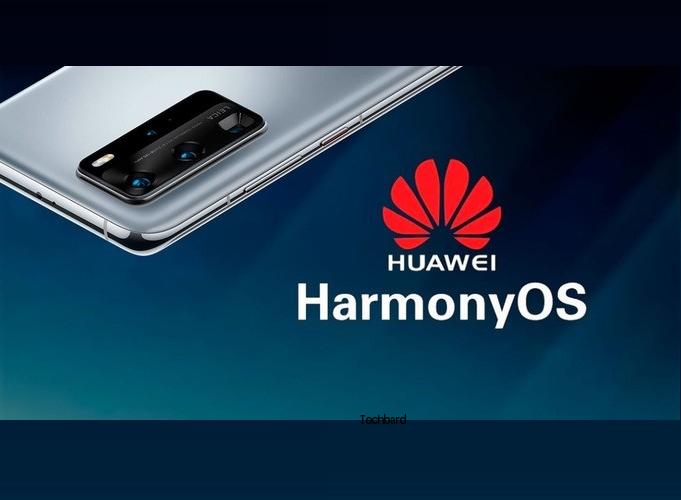 Huawei Harmony OS 2.0 Beta Update
