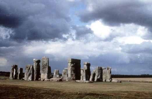 Piedras de Stonehenge estaban allí antes que los humanos