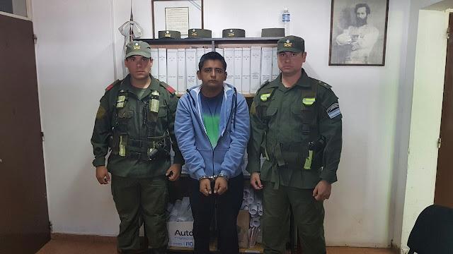 Detienen en Neuquén al sindicalista prófugo de la UOCRA Sebastián Canale