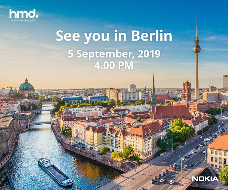 Nokia 7.2 and 6.2 are rumored to be released at IFA 2019 in Berlin