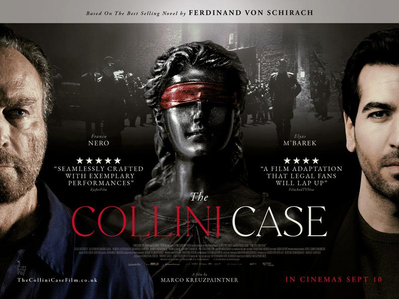 the collini case poster