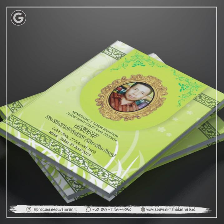 Buku Yasin dan Tahlil | +62 852-2765-5050