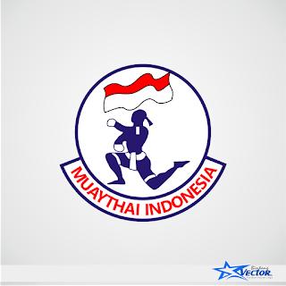 Muaythai Indonesia Logo Vector cdr Download