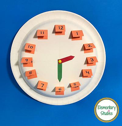 Telling Time Craft