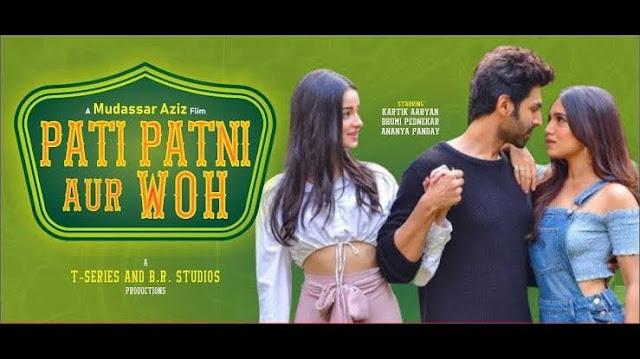 Pati Patni Aur Woh box office collection day