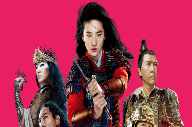 review movies online Mulan - Movie Review  starring Yifei Liu, Donnie Yen