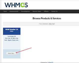 Cara Mendapatkan Web Hosting Manager (whm) Gratis