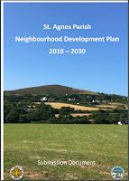 Cover of St Agnes Neighbourhood Plan