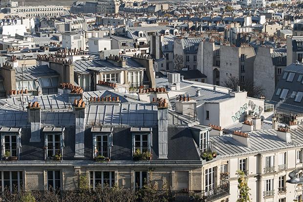 Haussmann, París, arquitectura, alquiler vacacional, gataflamenca