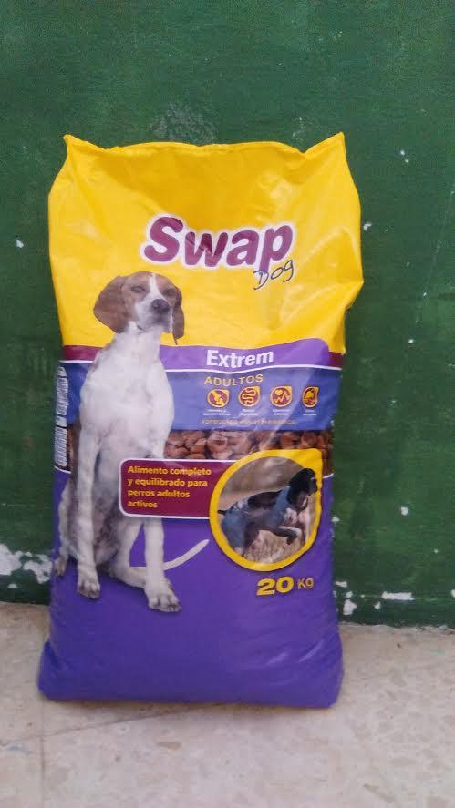 Pienso perros swap extreme pricampo priego - Pienso para perros de caza ...