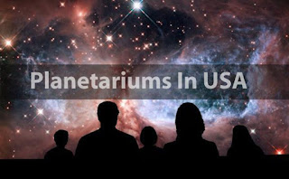 Planetariums In USA