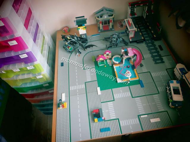 tavolo per lego