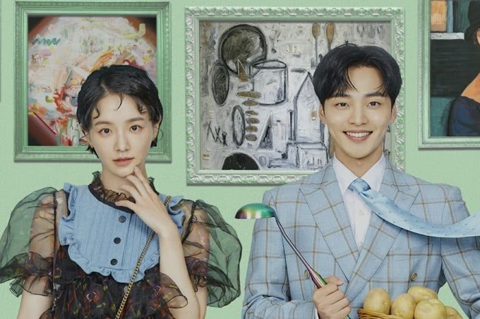 Drama Korea Dali and Cocky Prince Episode 10 Subtitle Indonesia