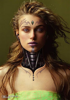 Cyborgs de los famosos de Hollywood